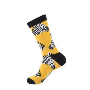 hippe sokken - zebra - 108