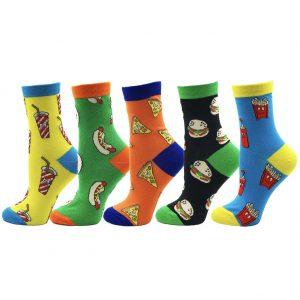 Hippe Sokken - Box Set - Fastfood sokken