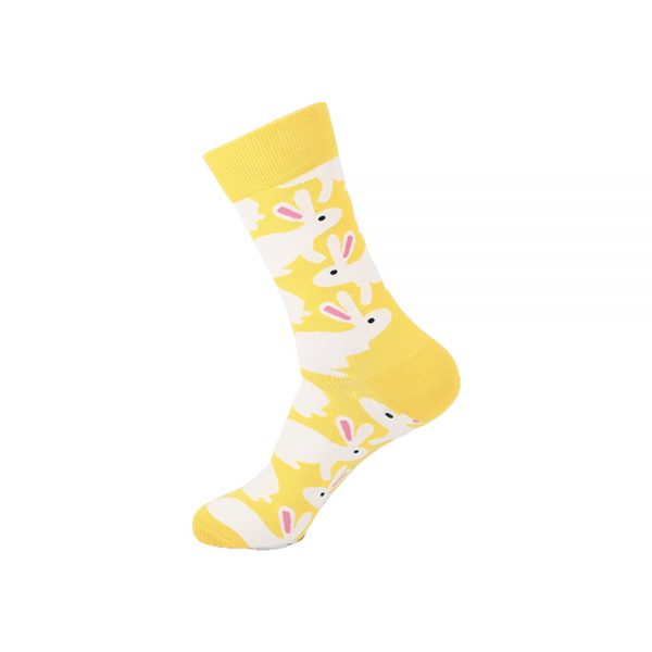 hippe sokken - bunny - B127