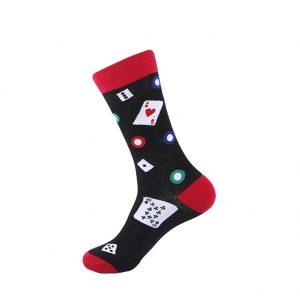 hippe sokken - casino - B116