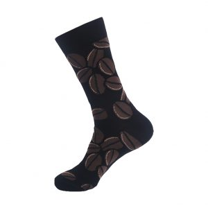 hippe sokken - coffee beans - H20