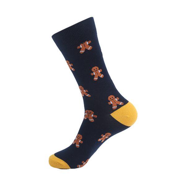 hippe sokken - cookie man - H25
