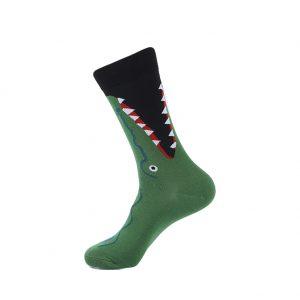 hippe sokken - crocodile - B95