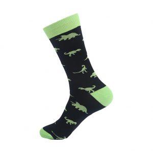hippe sokken - dinosaurs - H6
