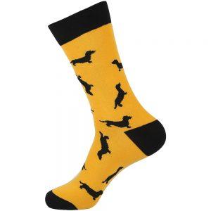 hippe sokken - dog - B175