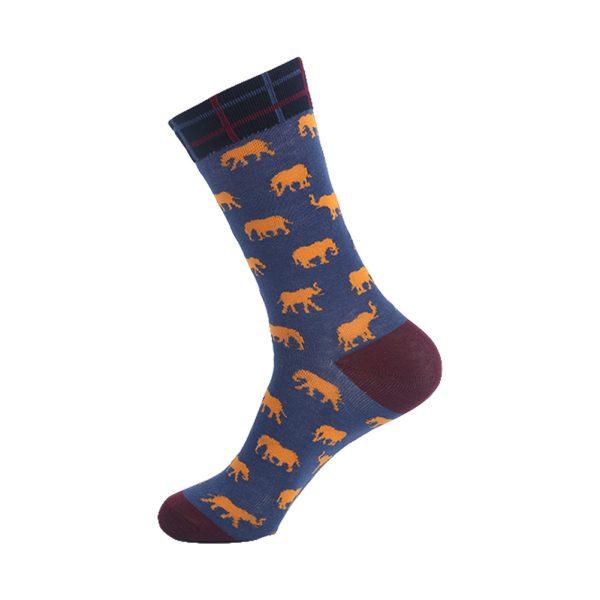 hippe sokken - elephant - H13