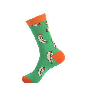 hippe sokken - hotdog - A50