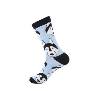 hippe sokken - husky - B109