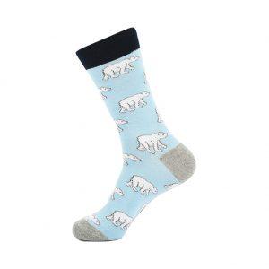 hippe sokken - ice bear - H19