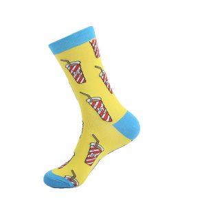 hippe sokken - milkshake - A53