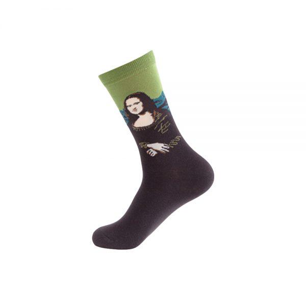hippe sokken - mona lisa - B136