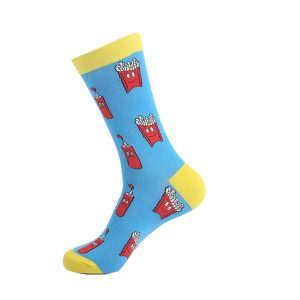 hippe sokken - patat - A51