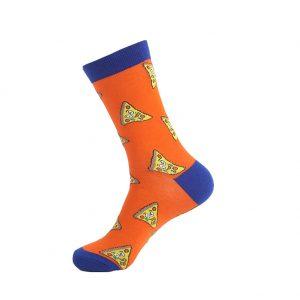 hippe sokken - pizza - A52