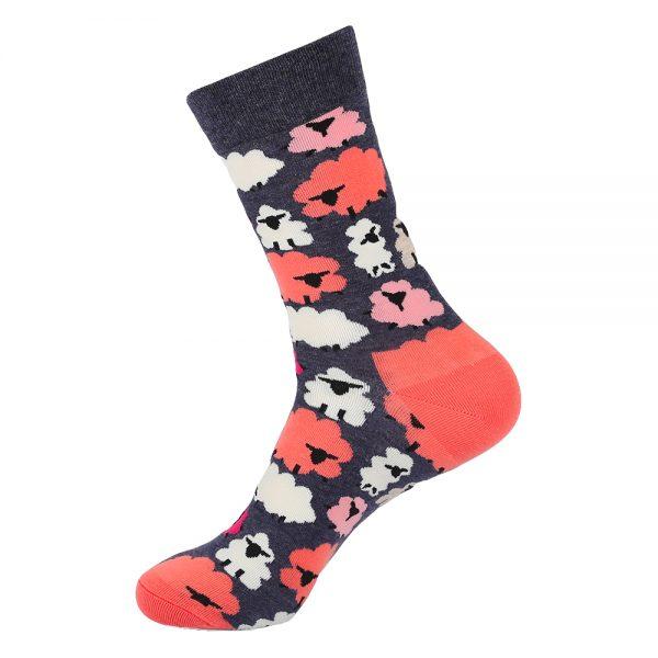 hippe sokken - sheep - B173