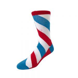 hippe sokken - stripes - A33