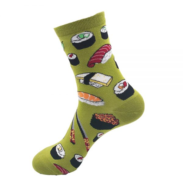 hippe sokken - sushi green - B144