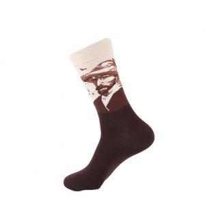 hippe sokken - van gogh - B84