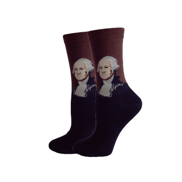 hippe sokken - george washington - c166