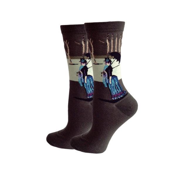 hippe sokken - georges seurat - c168