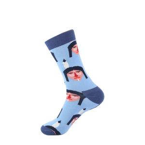 hippe sokken - indiaan - b118