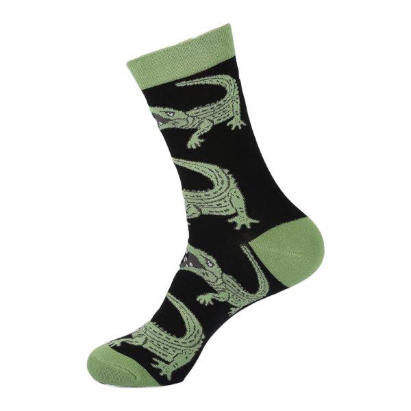 hippe sokken - krokodil - A60