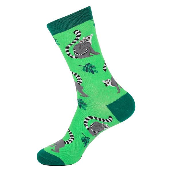 hippe sokken - maki aapjes - A67