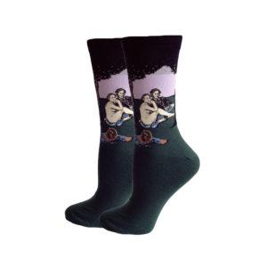 hippe sokken - manet - c158