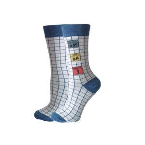 hippe sokken - school chemistry - c132