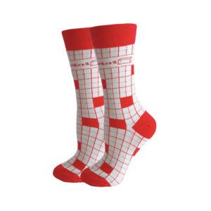 hippe sokken - school math - c127
