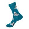 hippe sokken - shark - A65