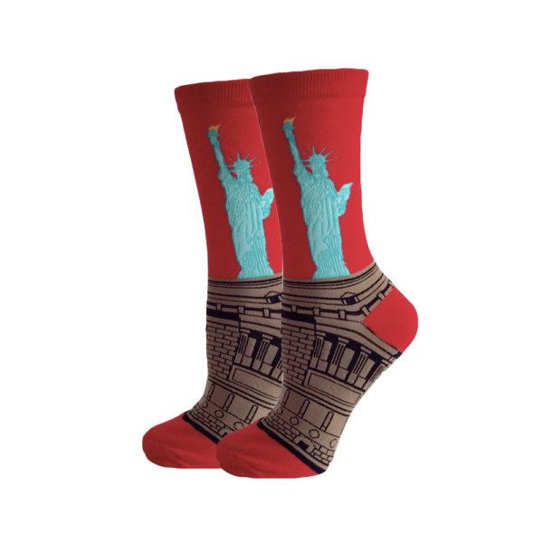 hippe sokken - vrijheidsbeeld - c172