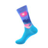 purple sun - hippe sokken - b77